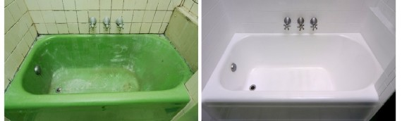 Bathtub Resurfacing NJ!