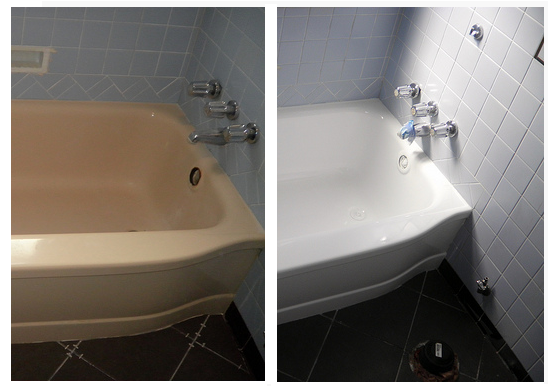 Jemco Bathtub Reglazing Service Tub Amp Tile Resurfacing