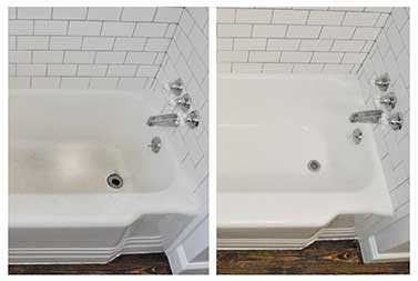 Let Jemco Reglazers The Porcelain Bathtub Repair Experts Re Your Tub To Its Former