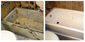 Looking to restore your old tub to its original, pristine state? We specialize in bathtub repair and refinishing. Proudly serving customers in Bergen, Essex, Hudson, Middlesex, Monmouth, Morris, Passaic, Somerset, and Union counties in New Jersey.