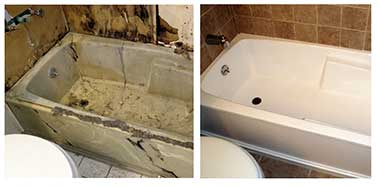 Toms River Bathtub Reglazers - Porcelain Resurfacing & Repair